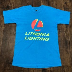 Vintage Lithonia Lighting T-shirt